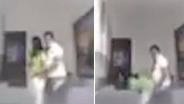 Vladin dužnosnik slučajno se uključio na online sastanak, svi vidjeli kako se seksa s tajnicom
