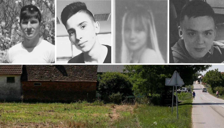 Suze za četiri anđela: 'Bili ste naš ponos. Zbogom, prijatelji'