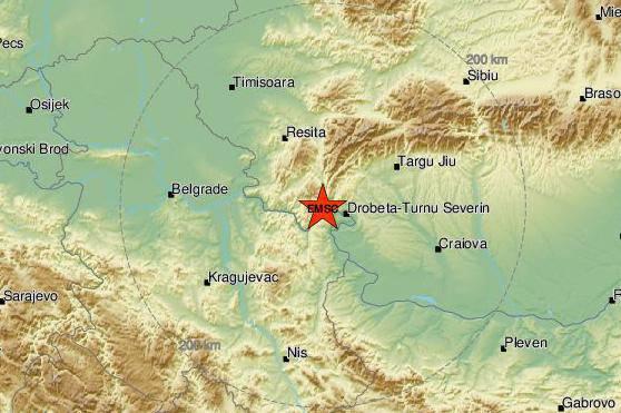 'Treslo je par sekundi': Potres od 4,2 Richtera pogodio Srbiju