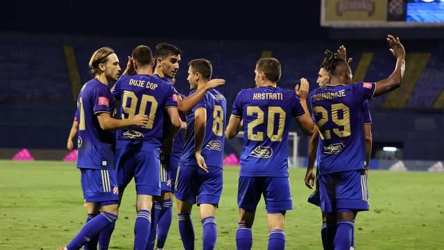 Dinamo i Gorica sastali se u 5. kolu HT Prve lige