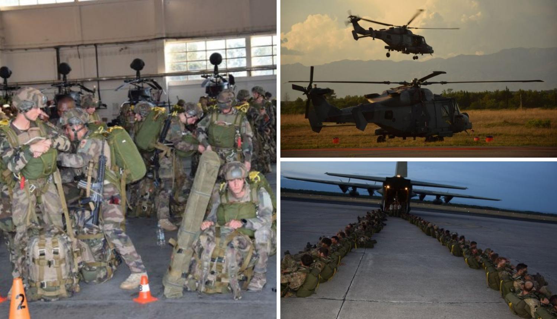Noćni desant na Udbinu: 600 padobranca iskočilo iz aviona