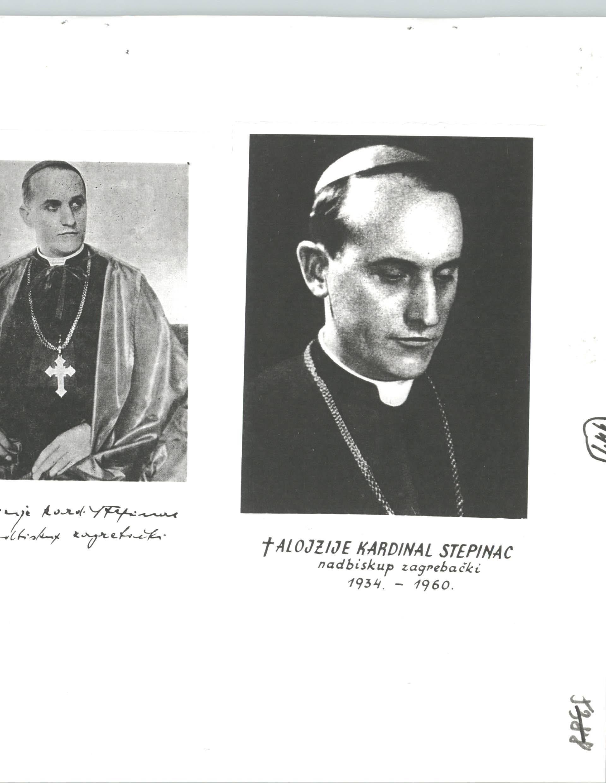 Iz arhiva Udbe donosimo nikad viđene fotografije Stepinca...