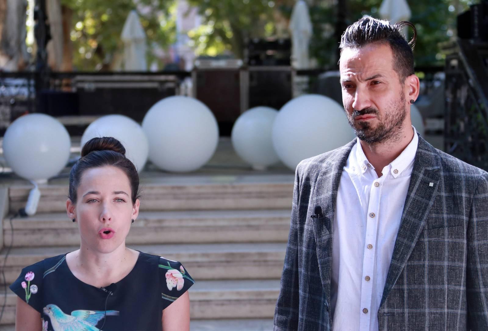 Zagreb: Konferencija za medije o influencerima i zašto oni trebaju biti tema u Saboru