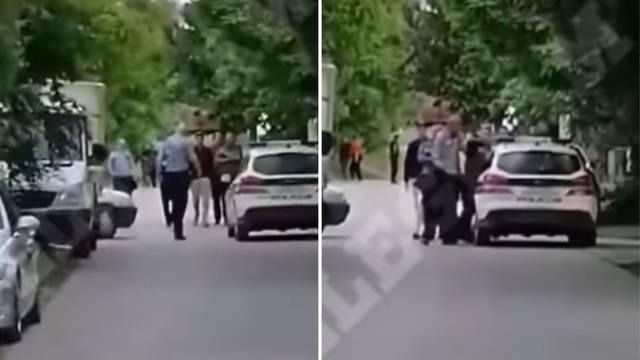 Policajac iz Vinkovaca mladića gurao i udarao šakama: Dobio je samo usmeno upozorenje