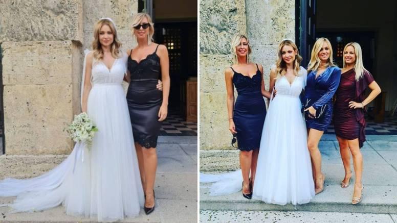 Udala se Anja Alavanja: Poput princeze u romantičnoj haljini