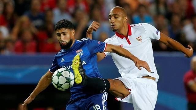 Sevilla FC v Olympique Lyonnais - UEFA Champions League group stage