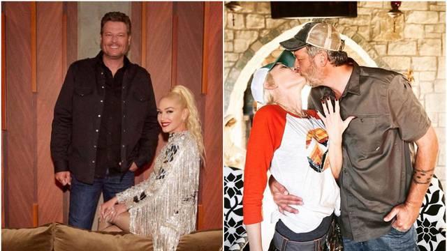 Gwen Stefani i Blake se zaručili: Skupa su 'teški' 1,6 milijardi kn