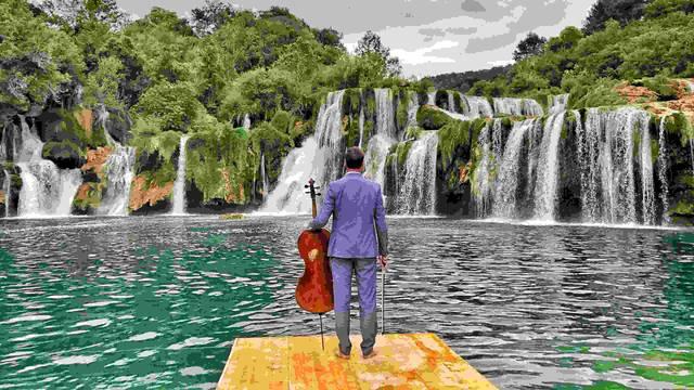 Hauser večeras časti rođendanskim koncertom na slapovima Krke!