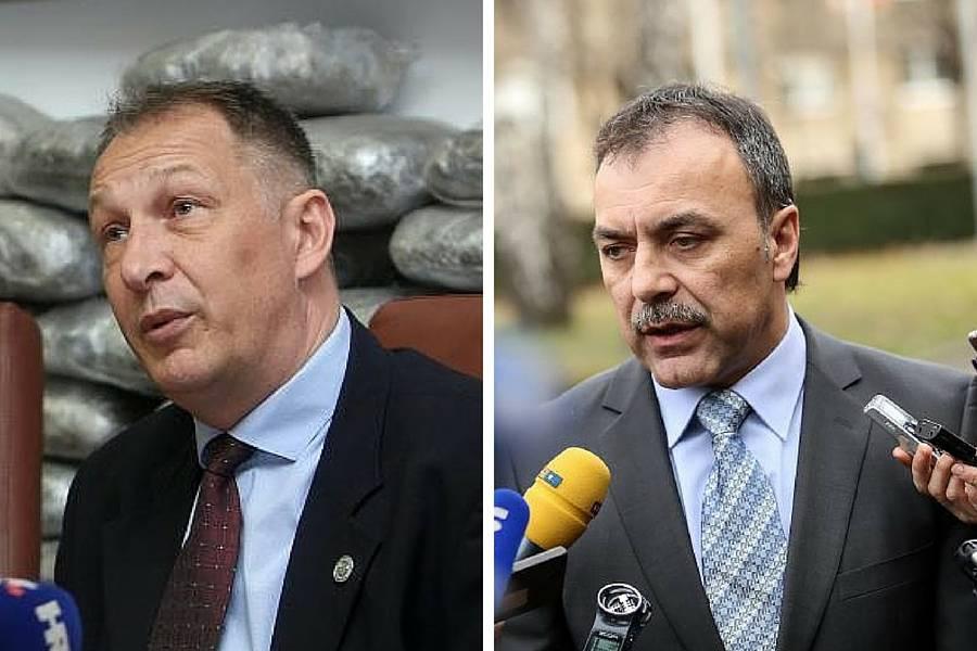 Ministar Orepić smijenio šefa PNUSKOK-a Marija Bertinu