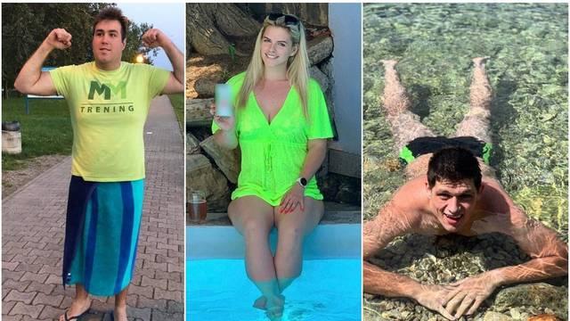 Sramili su se badića i plaže, a danas se fotografiraju golišavi
