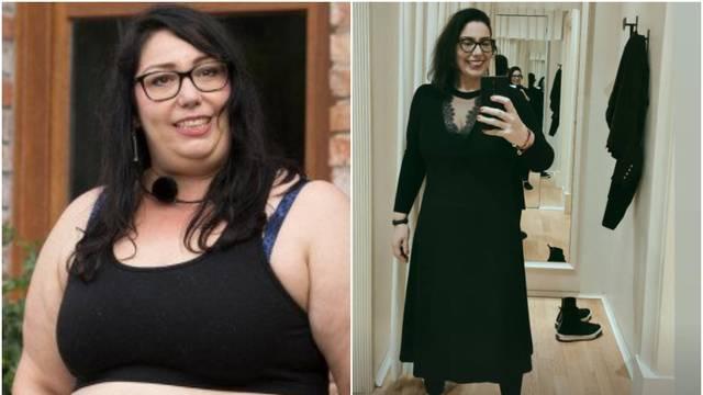Zdravka je ponosna: Sve vitkija 'uskače' u nove komade odjeće