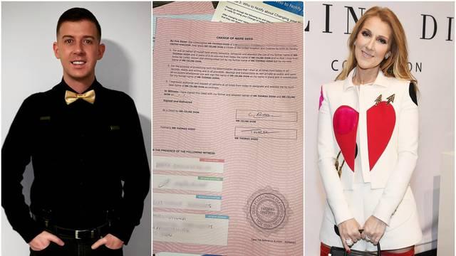 'Napio sam se i promijenio ime u Céline Dion. Ostavit ću ga'