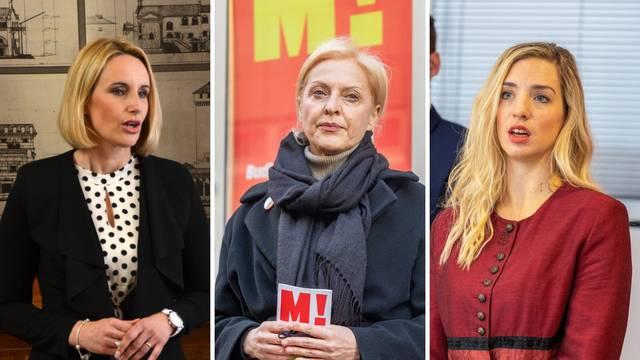 Tri dame u lovu na Pulu: Jedna od njih će nakon 15 godina na vlasti naslijediti Borisa Miletića