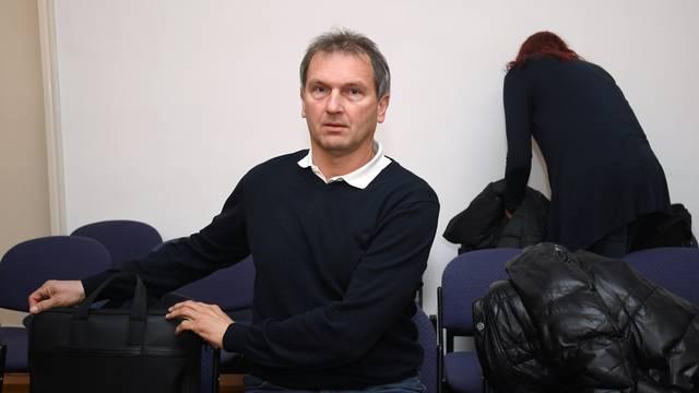 Zagreb: Nastavljeno suđenje Željku Dolačkom optuženom za krađu zlata i novca iz policijske postaje