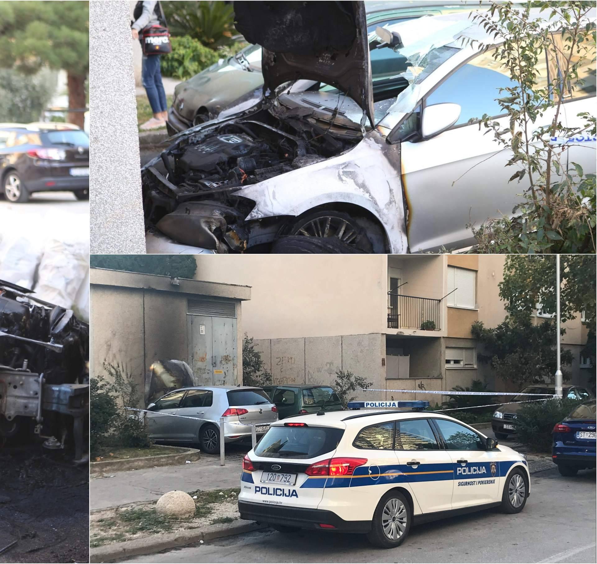 Samo upozorenje? Zapalili auto žene koju su već bili pretukli...