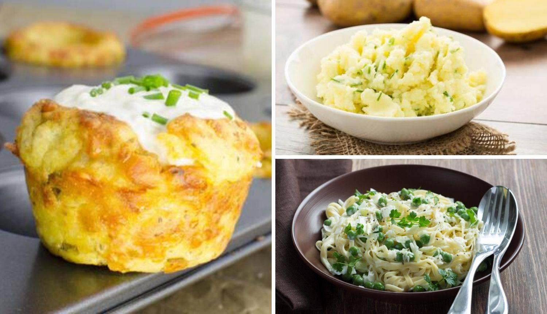 Kozji sir je lakši za probavu: Tri recepta - pire krumpir s kozjim sirom, pogačice i tjestenina