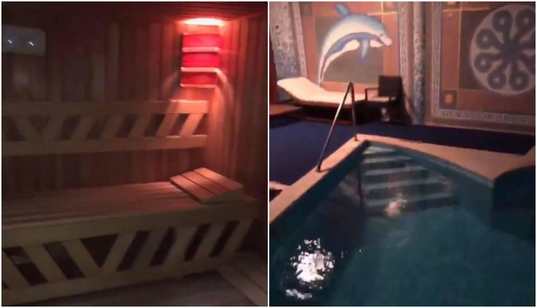 Lucija Šarić pokazala bazen od 17 metara u kojem 'topi' kile