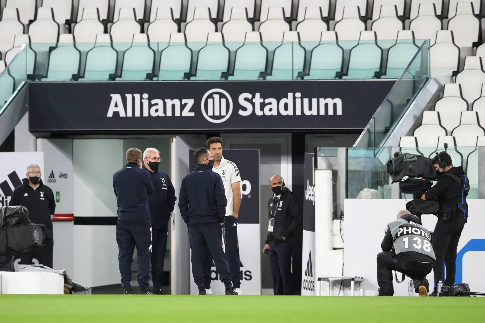 Juventus v Napoli - Serie A - Allianz Stadium