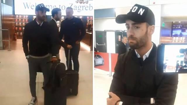 Ivo Pinto je stigao: Bolji sam igrač, a Dinamo je moja obitelj