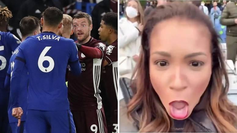 Silvina supruga oplela po igraču Leicestera: Nismo te zaboravili!