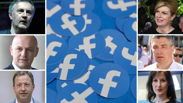 Facebook ratnici: Kandidati se biračima obraćaju 'na mreži'