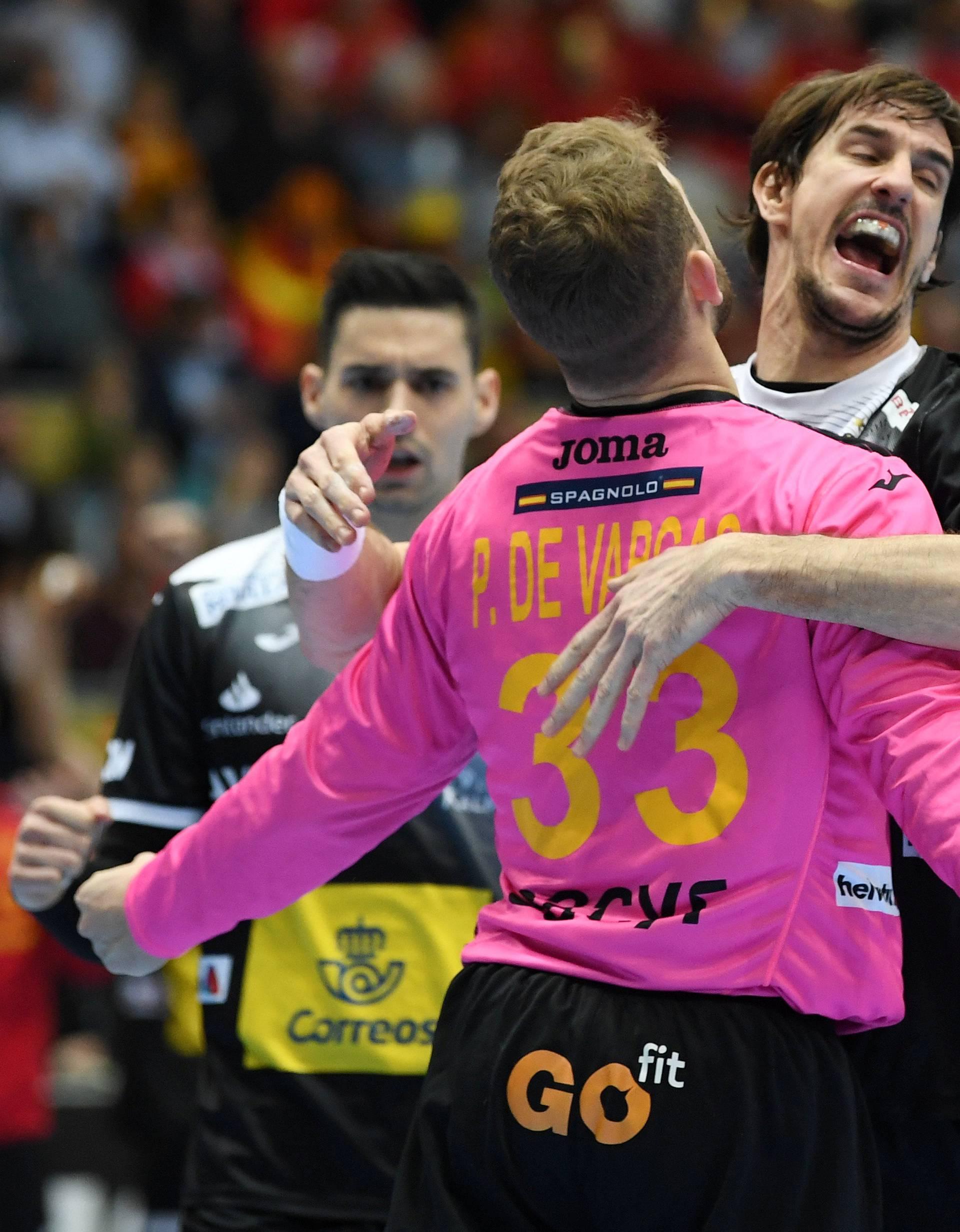 IHF Handball World Championship - Germany & Denmark 2019 - Group B - FYR Macedonia v Spain