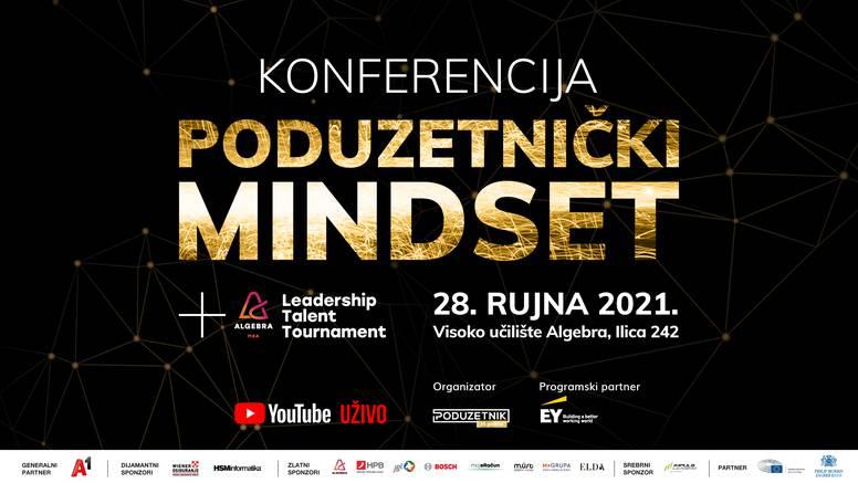 Nova konferencija Poduzetnički mindset  posvećena liderstvu budućnosti