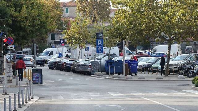 Pametni parking olakšat će život Splićana s invaliditetom