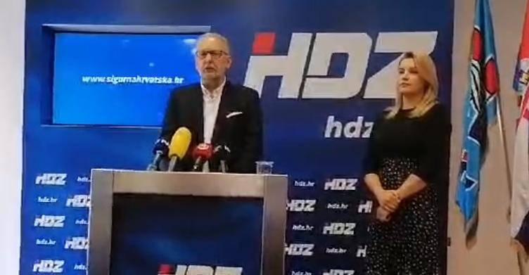 Božinović: 'Žao mi je što sam se rukovao s ljudima, zaboravio sam da sam to napravio u Sisku'