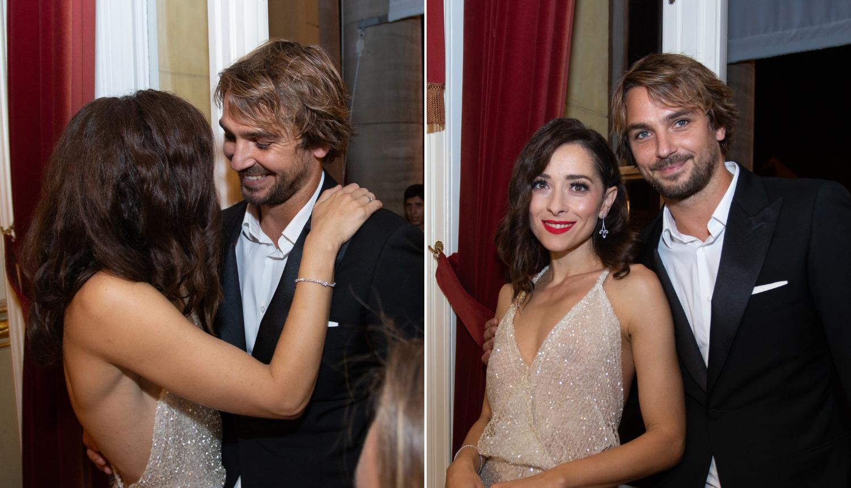 Ljubav je u zraku: Niko i Zrinka se grlili i ljubili nakon premijere