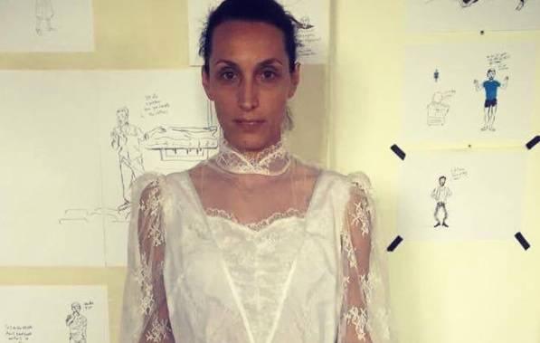 Larisa Lipovac u vjenčanici: 'Ups, opet sam to napravila...'