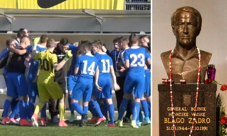 Unuk heroja Domovinskog rata Zadre veliki je Dinamov talent