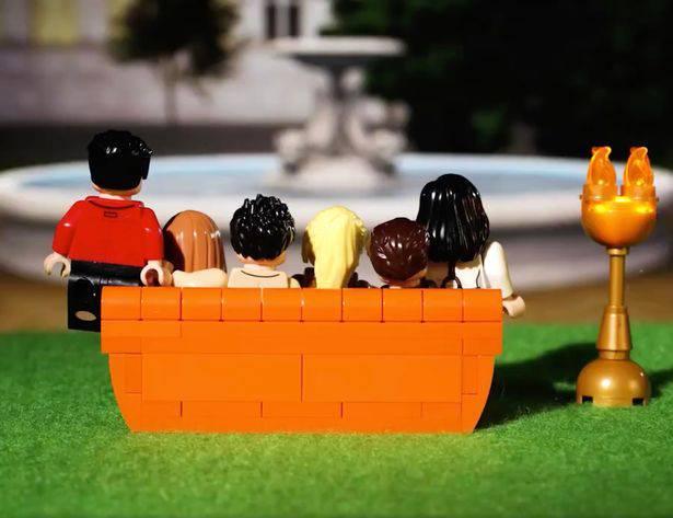 Popularnost Prijatelja još traje: LEGO radi set po kultnoj seriji