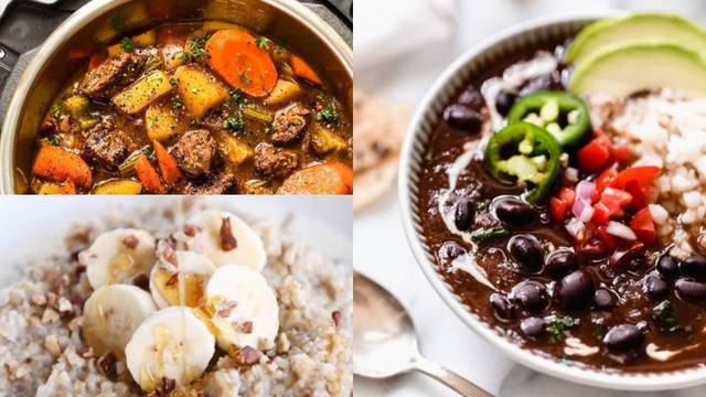 Kuhano i zdravo: 10 recepata za ukusna jela iz ekspres lonca
