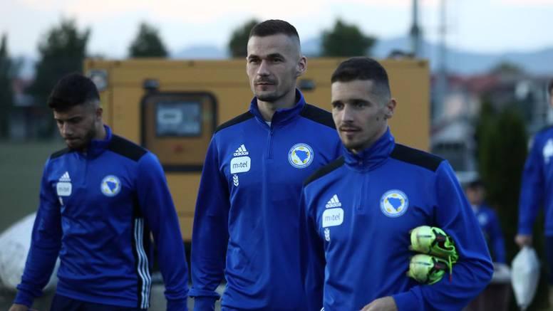 Šestorici reprezentativaca BiH zabranjen odlazak na utakmicu