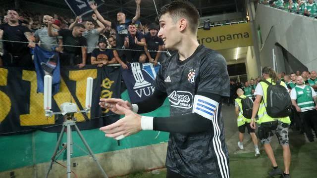 Budimpešta: Uzvratna utakmica 3. pretkola Lige prvaka između Ferencvarosa i Dinama