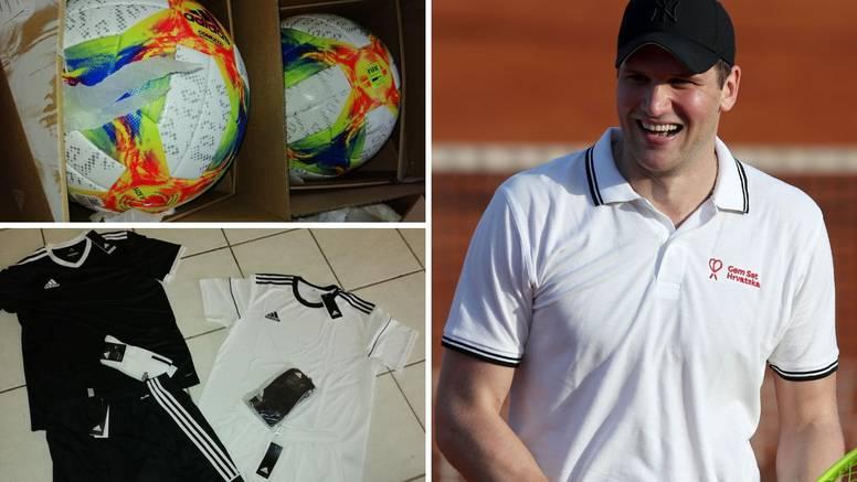 Velika gesta Bojana: Poslao je opremu nogometašima Neuma