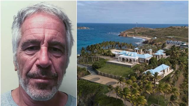 Procurile fotke s 'otoka orgija' seksualnog predatora Jeffreyja Epsteina: Kriju mračne tajne...