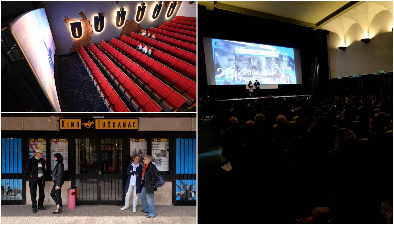 Multipleksi zatvoreni do kraja lipnja, ali zato 'žive' mala kina