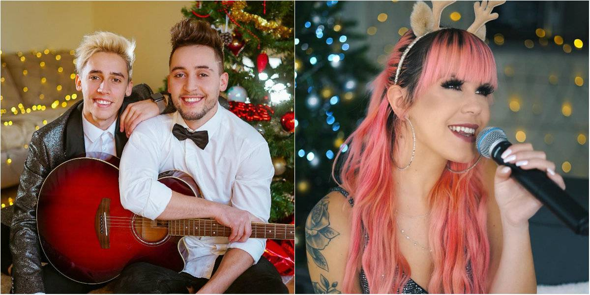 Lijepa Nika Zorjan i braća iz BQL-a obradili 'Feliz Navidad'