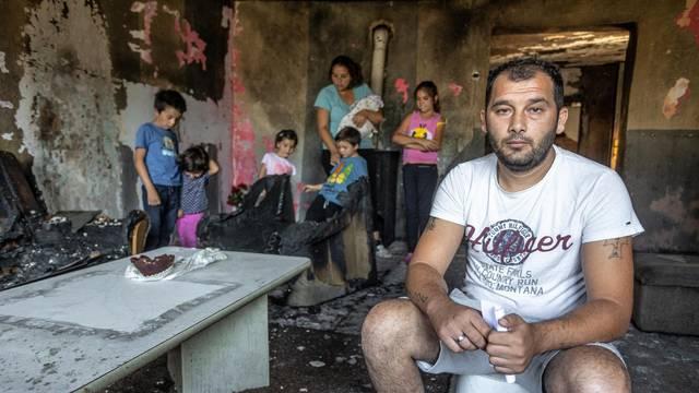 Susjed im zapalio kuću jer su mu djeca slučajno oštetila auto: Treba nam privremeni smještaj