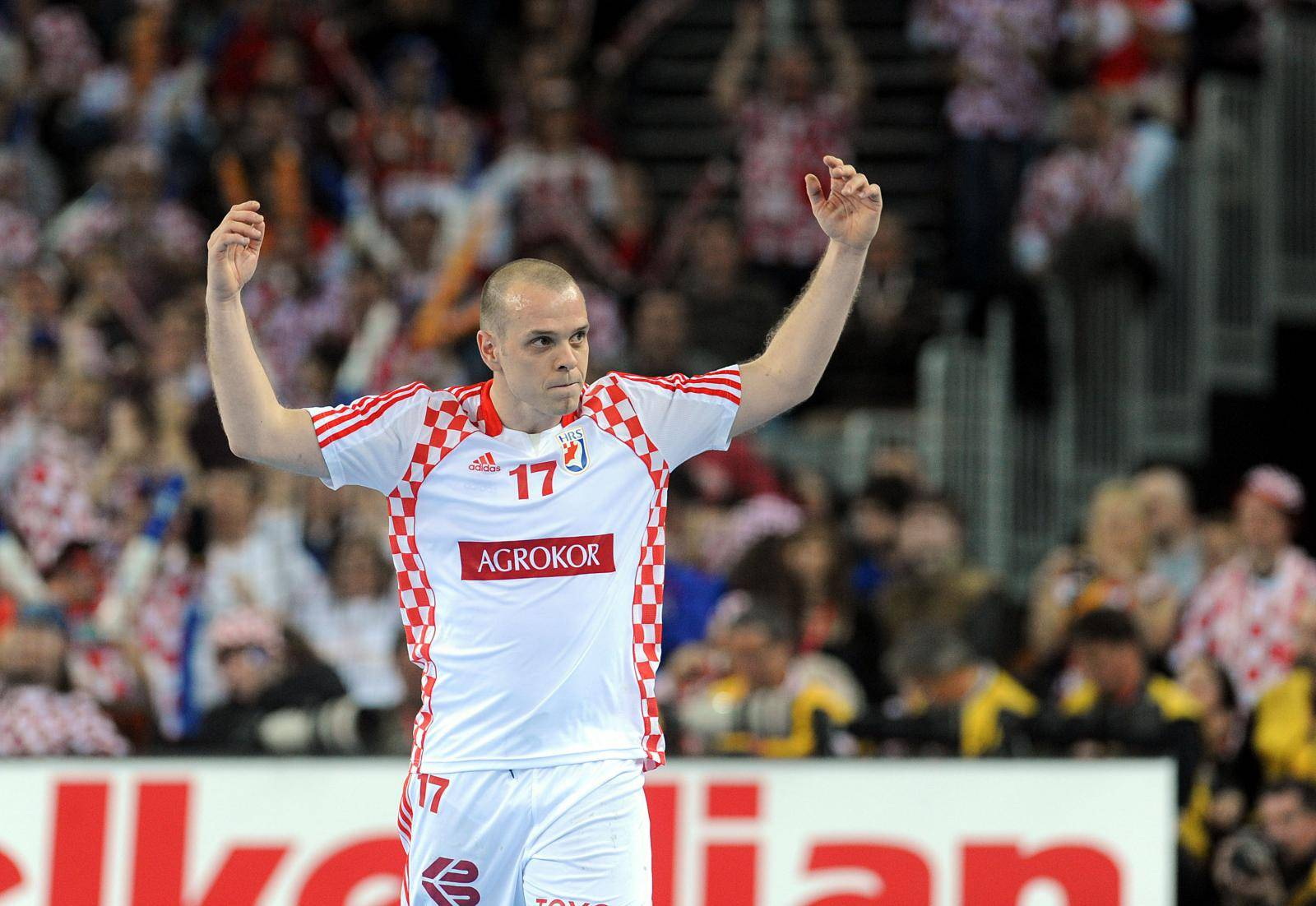 Men's World Handball Championship 2009 - Group I - France - Croatia