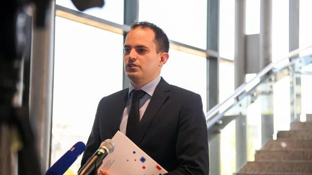 Zagreb: Sjednica Vlade održana u Nacionalnoj i sveučilišnoj knjižnici