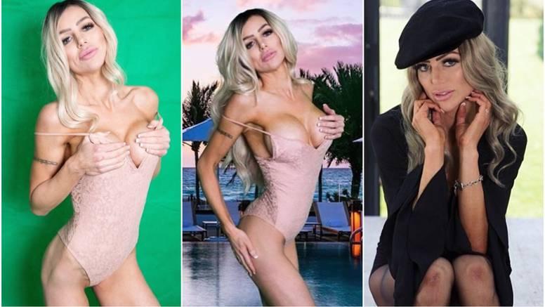 Majka četvero djece se razvela pa postala Playboyeva zečica...