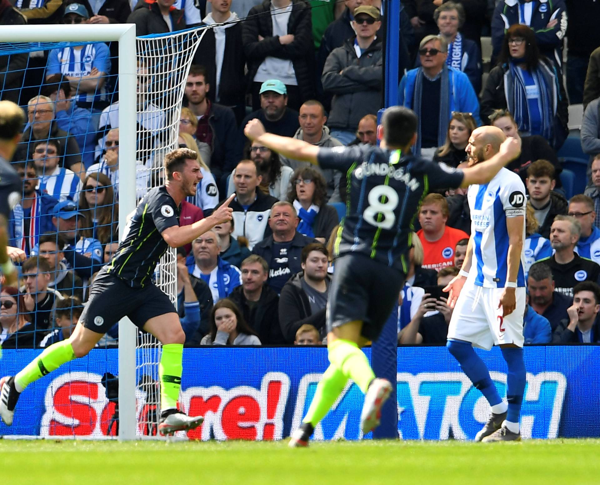 Premier League - Brighton & Hove Albion v Manchester City