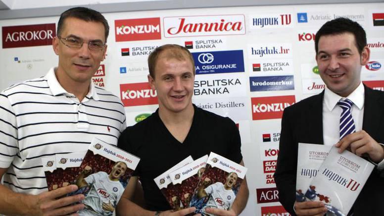 Na Poljudu je predstavljen vodič kroz sezonu Hajduka