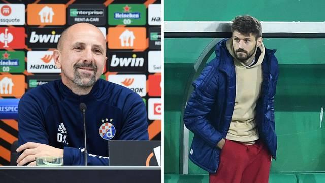 'Izvadio sam Petkovića jer nije mogao udarati loptu glavom'