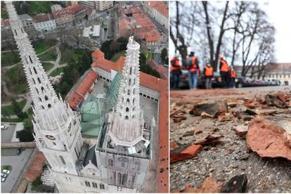 Gotovo U Istu Minutu Potres U Zagrebu Bio Je Osam Puta Jaci 24sata