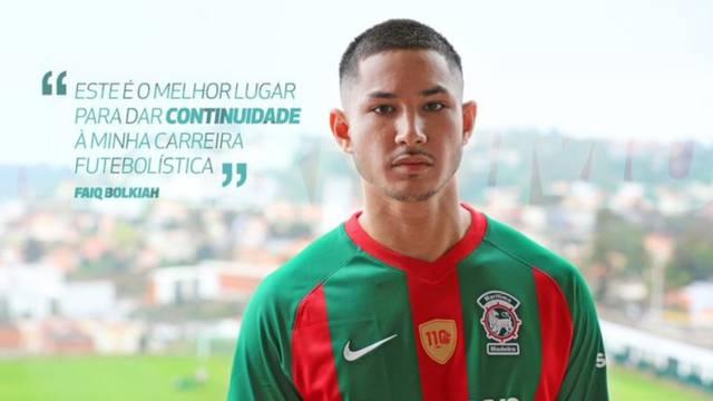 Najbogatiji nogometaš svijeta u novom klubu: Pojačao Maritimo