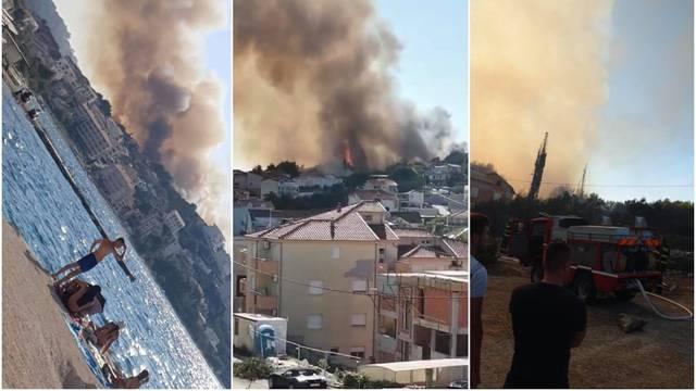 Policija objavila: Požare na Čiovu izazvao Nijemac (36)